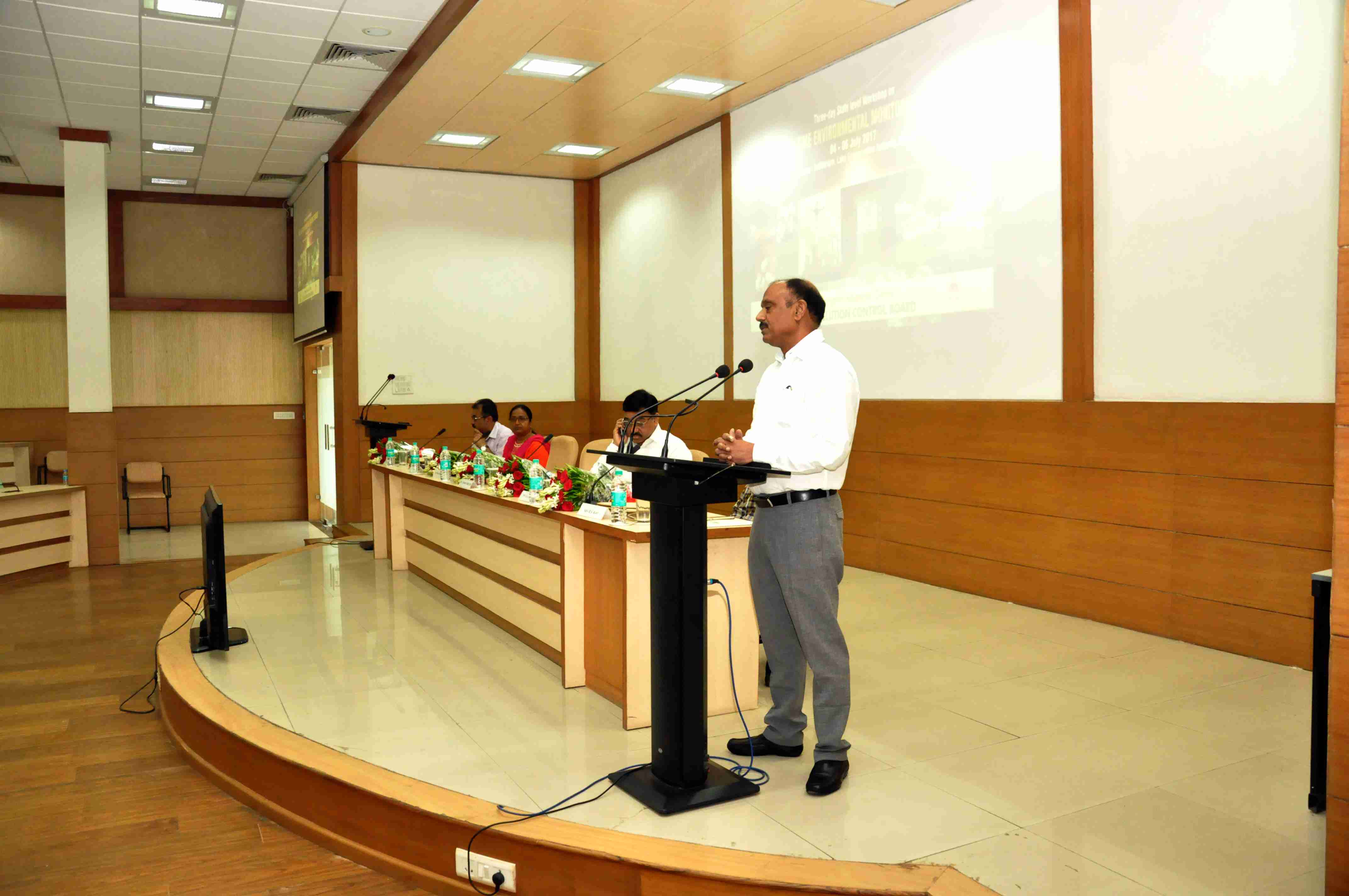 Address by Chief Guest of the function to the participants